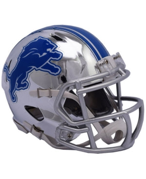 CASCO MINI SPEED CHROME LIONS RIDDELL
