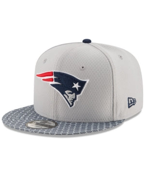 GORRA 950 ON FIELD 17 PATRIOTS AJUSTABLE