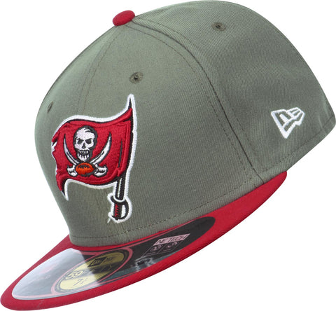 GORRA 5950 ON FIELD GM BUCCANEERS