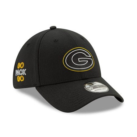 GORRA 3930 DRAFT 20 PACKERS NEW ERA