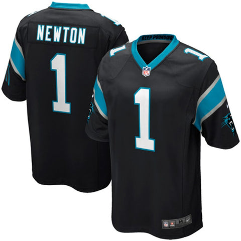 JERSEY GAME PANTHERS NEWTON TC HOMBRE