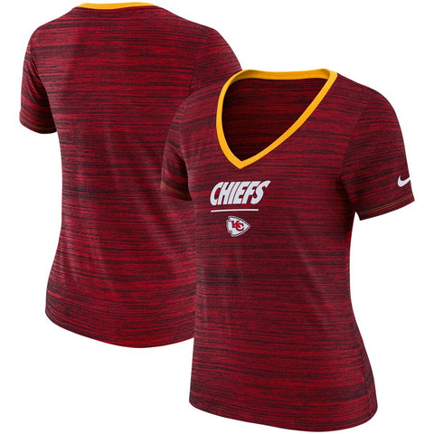 PLAYERA NK WM 19 VELOCITY CHIEFS DAMA
