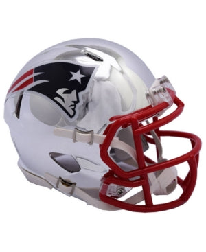 MINI SPEED CHROME PATRIOTS RIDDELL