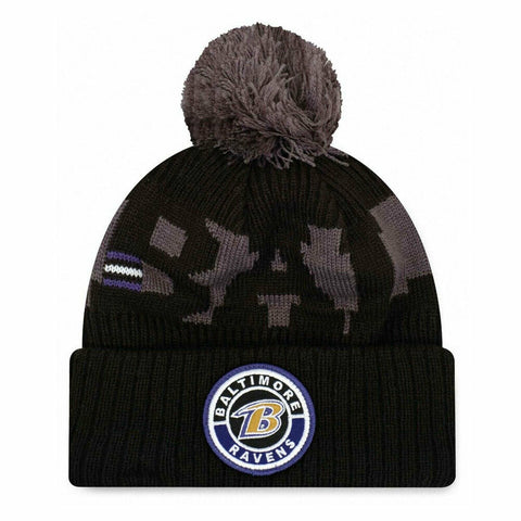 GORRO SPORT KNIT 20 RAVENS NEW ERA