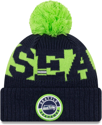 GORRO SPORT KNIT 20 SEAHAWKS NEW ERA