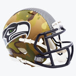 CASCO MINI SPEED CAMO SEAHAWKS RIDDELL