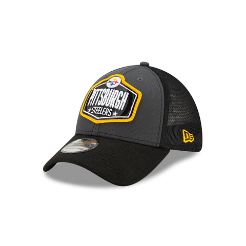 GORRA 3930 DRAFT 21 STEELERS NEW ERA