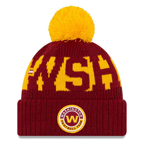 GORRO SPORT KNIT 20 WASHINGTON NEW ERA