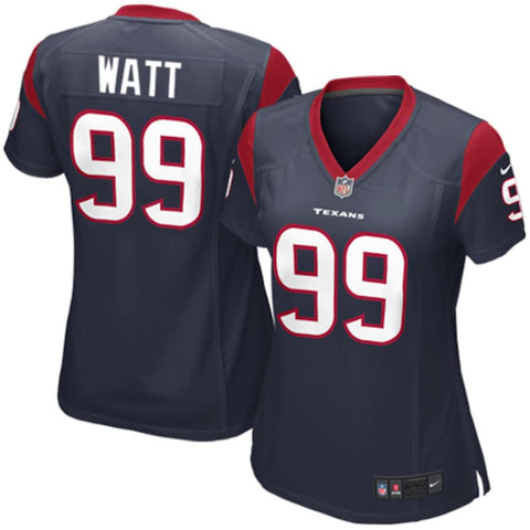 JERSEY GAME WM TEXANS WATT TC DAMA