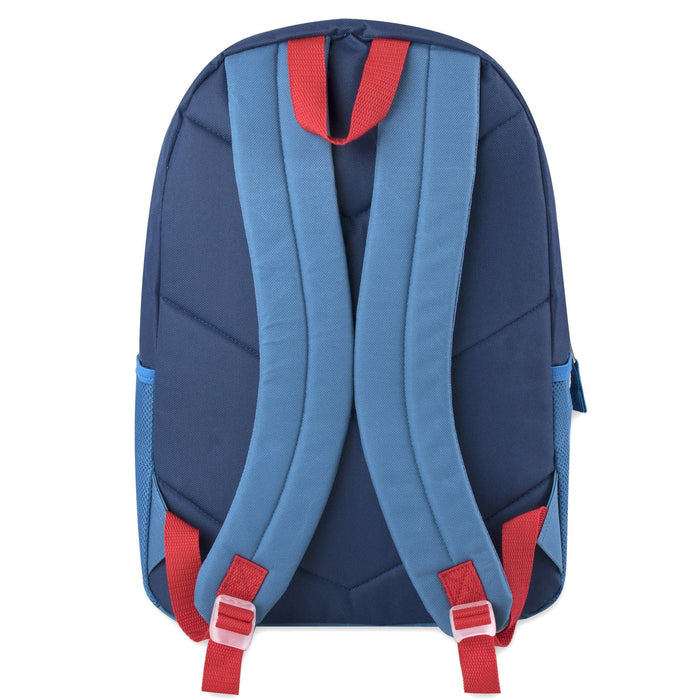 Wholesale 18 Inch Patches Backpack With Side Pockets- Boys