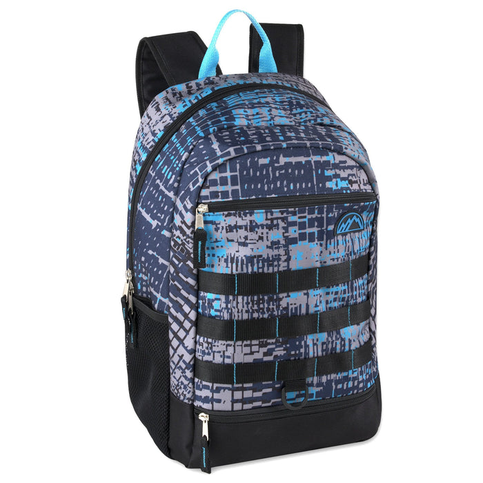 Wholesale Mountain Edge 19 Inch Daisy Chain Backpack -