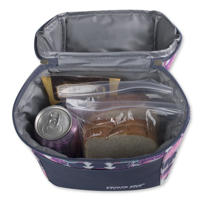 Wholesale Fridge Pack Dome Lunchbox- Girls -