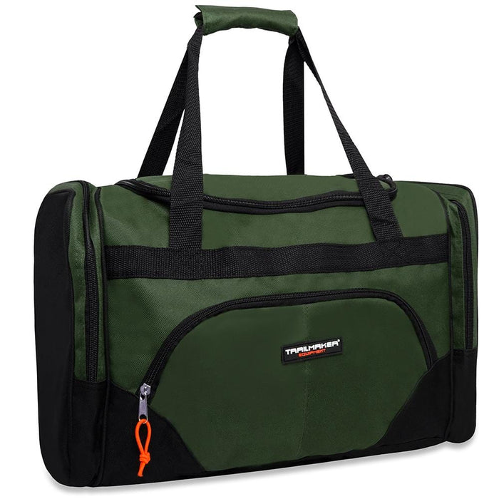 Wholesale Trailmaker Deluxe 20 Inch Duffel Bag With Large Side Pockets