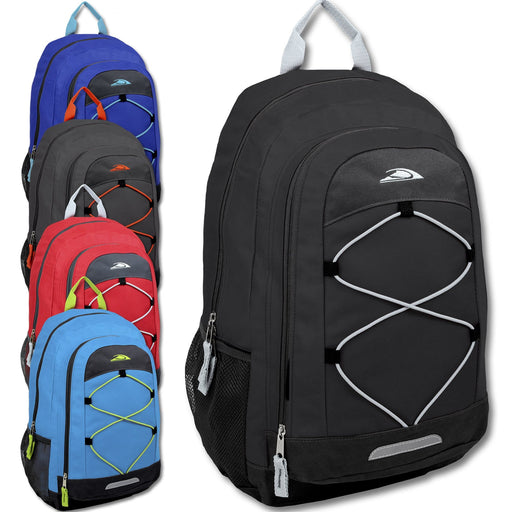 Wholesale Trailmaker 19 Inch Optimum Backpack - 5 Colors