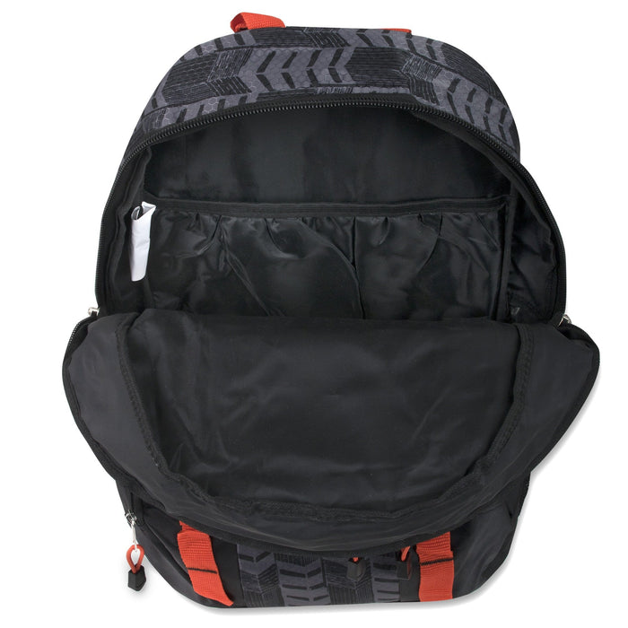 Wholesale 19 Inch Mountain Edge Double Daisy Chain Backpack With Padded Laptop Section