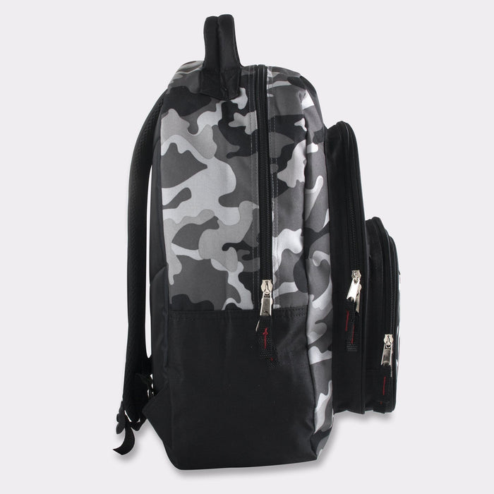 Wholesale Trailmaker 18 Inch Camo Daisy Chain Backpack
