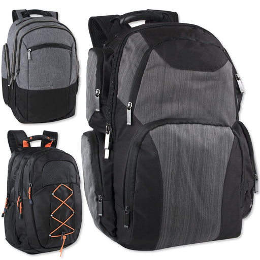 Wholesale 20 Inch Renegade Backpack With Padded Laptop Section -
