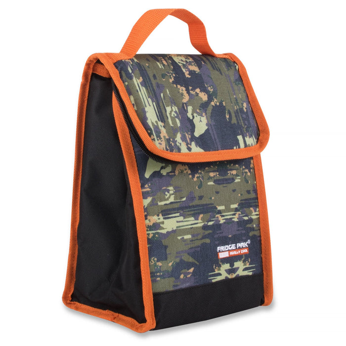 Wholesale Boys Insulated Lunch Sack