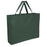 Wholesale 19 Inch Shopper Non Woven Tote Bag - Assorted Colors - 1 / Forest Green