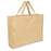 Wholesale 19 Inch Shopper Non Woven Tote Bag - Assorted Colors - 1 / Khaki
