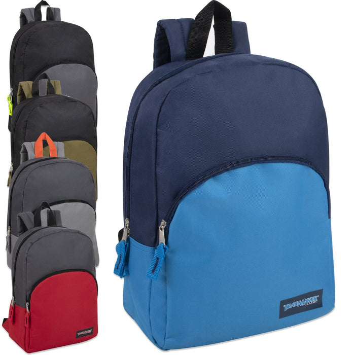 Wholesale 15 Inch Promo Backpack