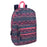 Wholesale 18 Inch Graphic Backpack With Double Front Pocket - Girls -