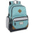 Wholesale Trailmaker 19 Inch Duo Compartment Backpack with Laptop Sleeve - Girls -
