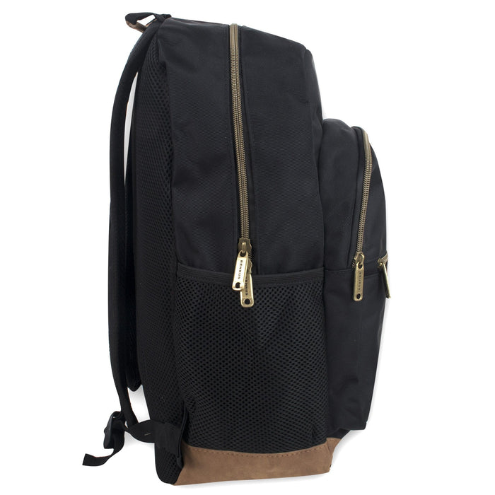 Wholesale 19 Inch Premium Backpack With Laptop Sleeve -
