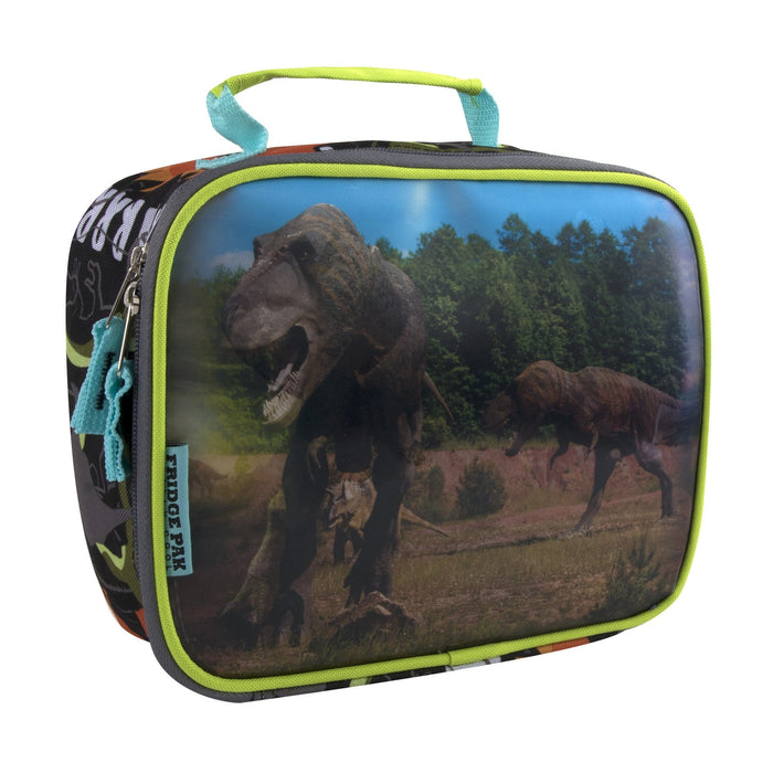 Wholesale Fridge Pack Dino Lunch Bags