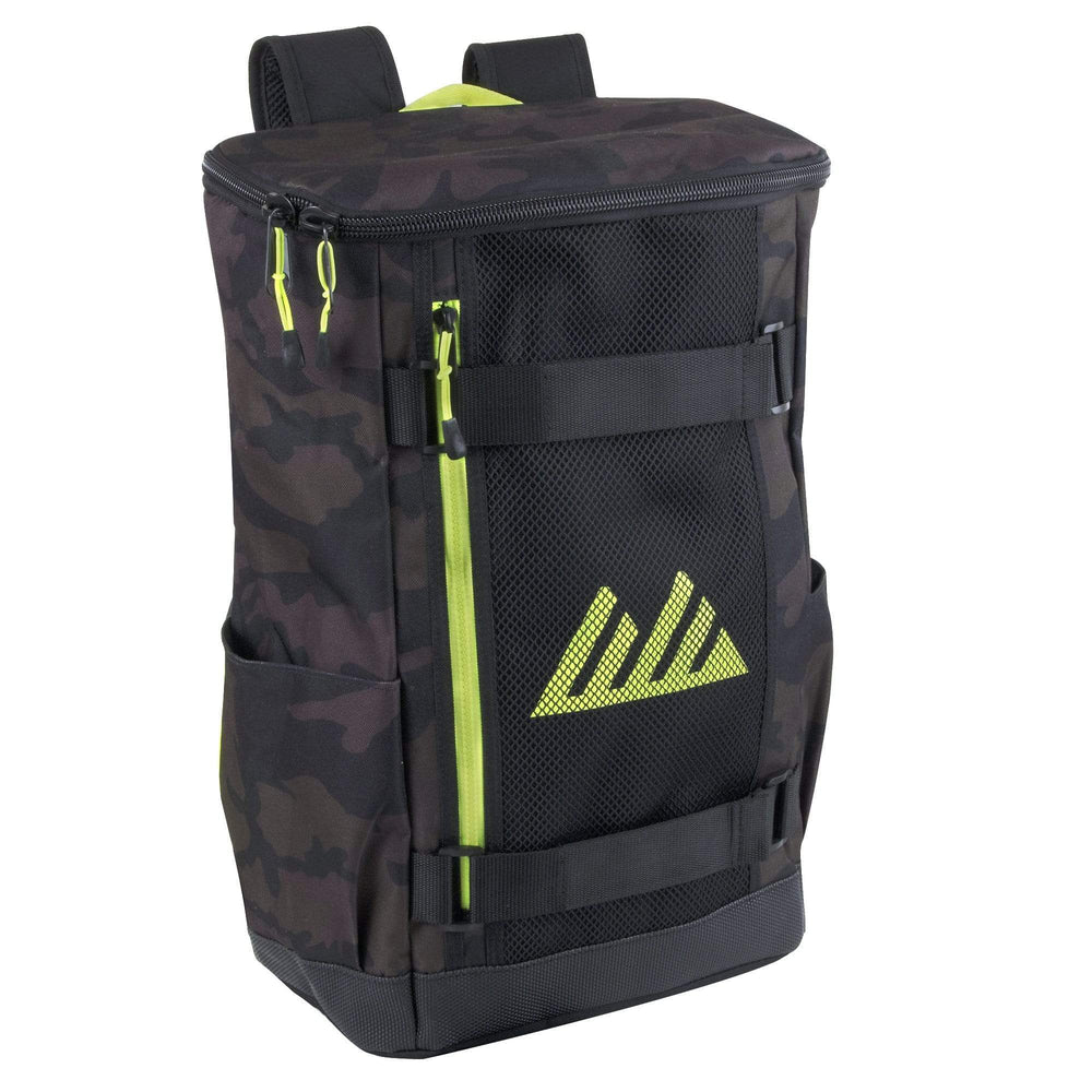 Wholesale 19 Inch Summit Ridge Top Loader Camo Backpack-BagsInBulk.com
