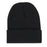 Wholesale Adult Knit Hat Beanie – Black Only -