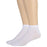 Wholesale Men's Cotton Ankle Socks Solid Colors -