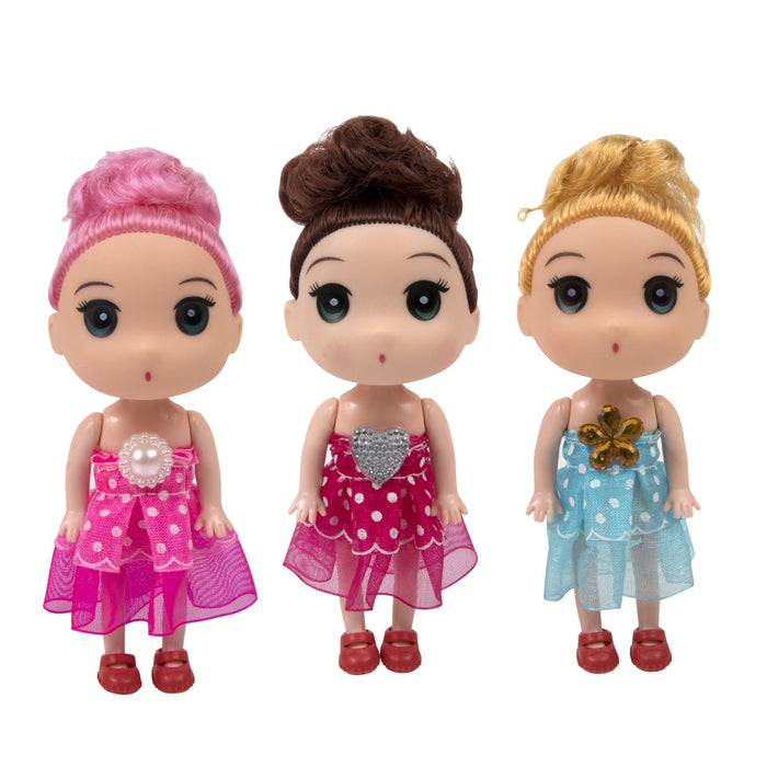 Baby Face Doll - 3 Variants