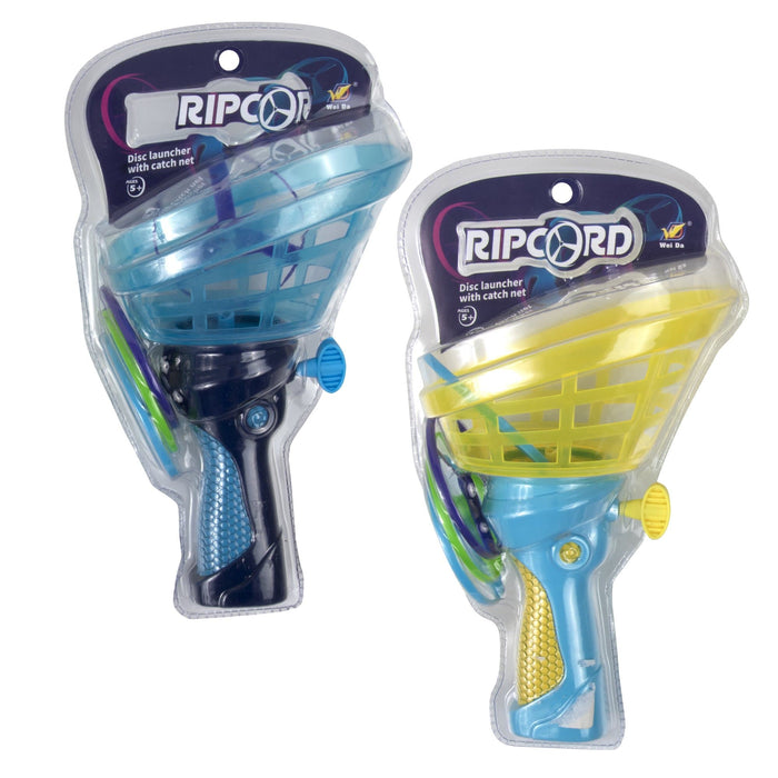 Ripcord Disc Launcher