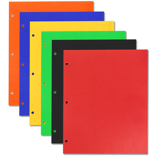 Wholesale Two Pocket Folders -