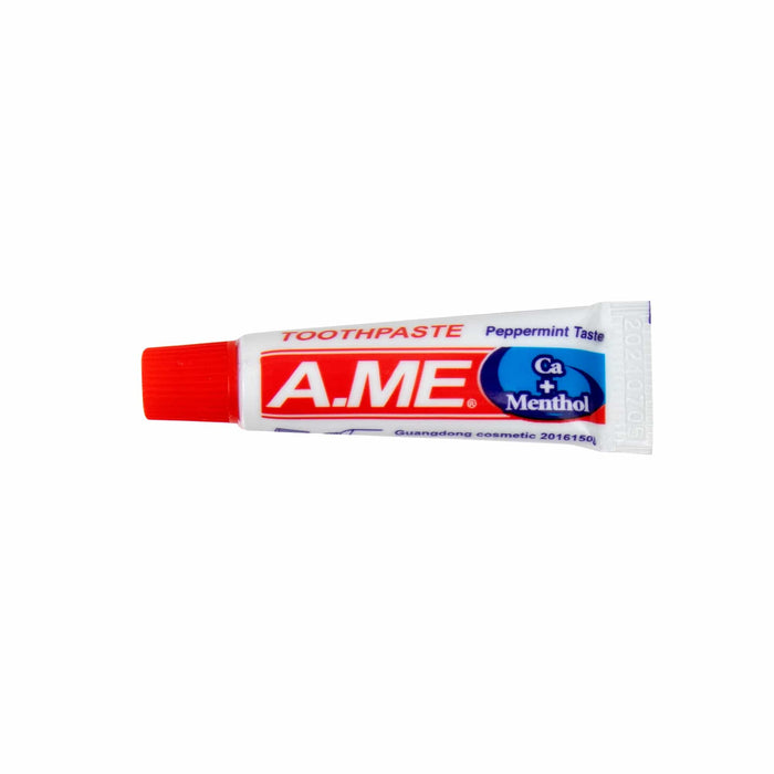 Wholesale Peppermint Toothpaste - 6 Grams -