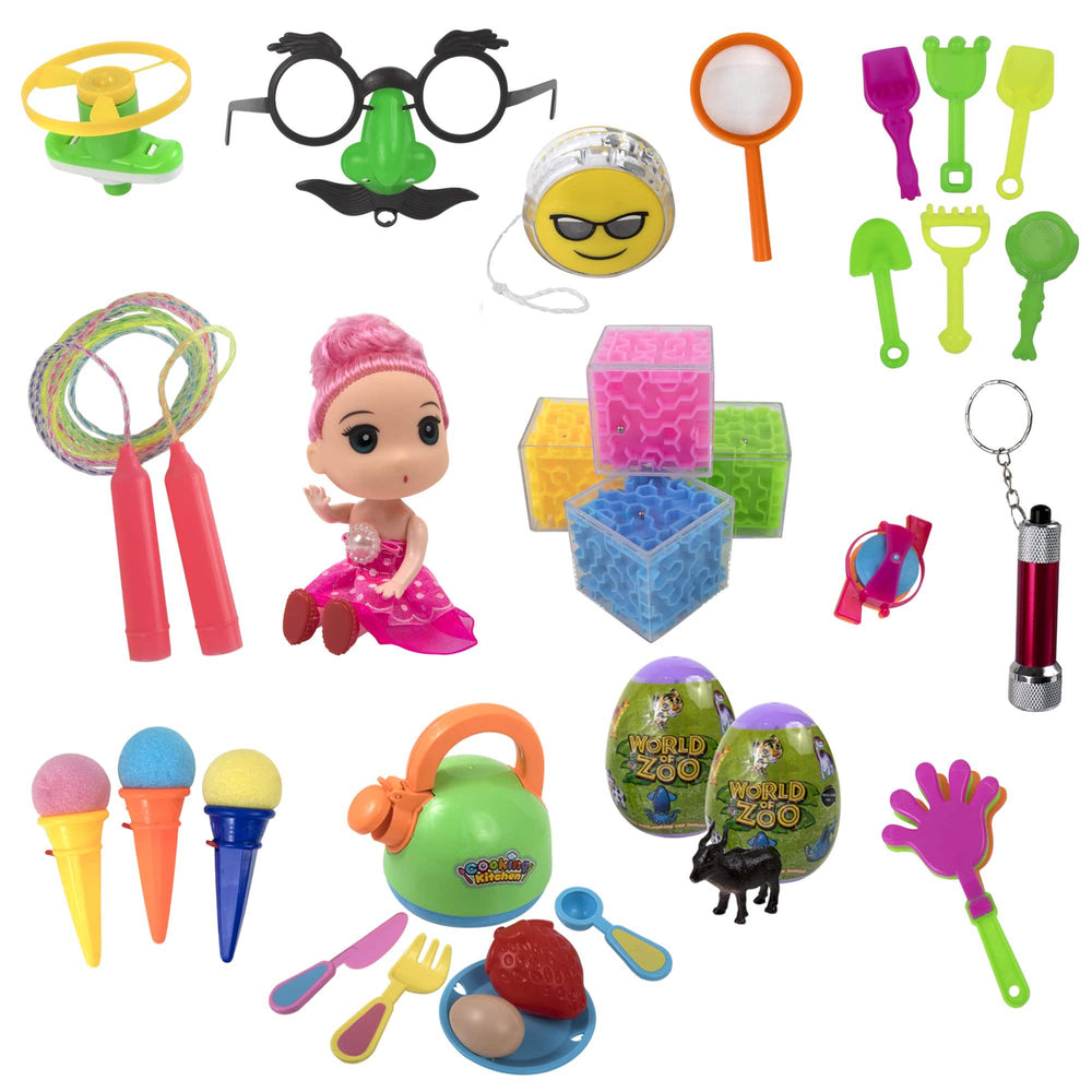 Promo 15 Piece Toy Kit - Girls -