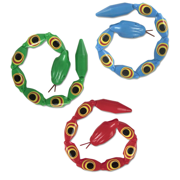 Toy Snake With Movable Joints In Bulk -