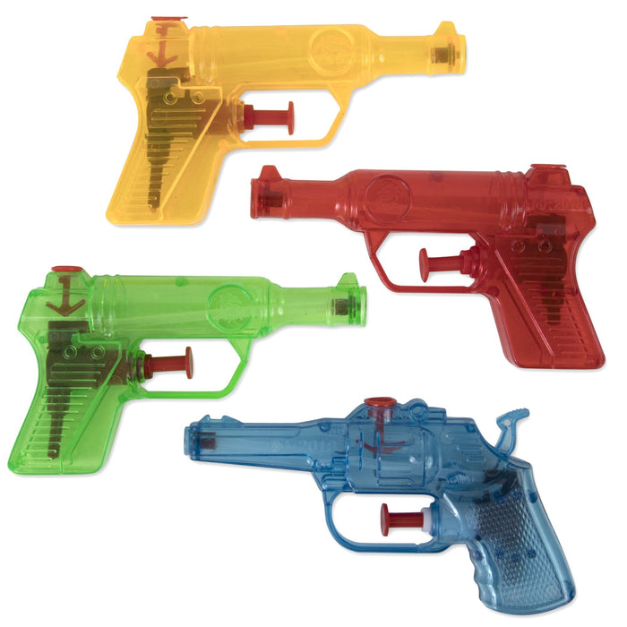 Water Blaster Pistol - Assorted Colors -