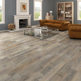 "Manhattan Summer Matte 8""x48"" Wood Look Porcelain Tile"