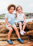 Orcas Junior Swim Shoe - Chachi's Bay - kids rashies - kids swimwear - kids swim shoes - round towels - beach towels