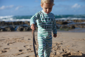 Sun Suits. Born on the beach - Chachi's Bay