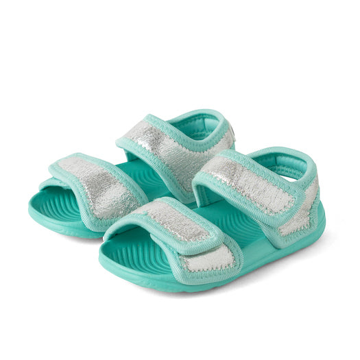 Avoca Water Play Sandal - Chachi's Bay - kids rashies - kids swimwear - kids swim shoes - round towels - beach towels