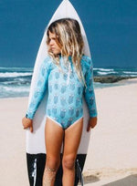 Gettin' Jelly Swim Suit - Chachi's Bay - kids rashies - kids swimwear - kids swim shoes - round towels - beach towels