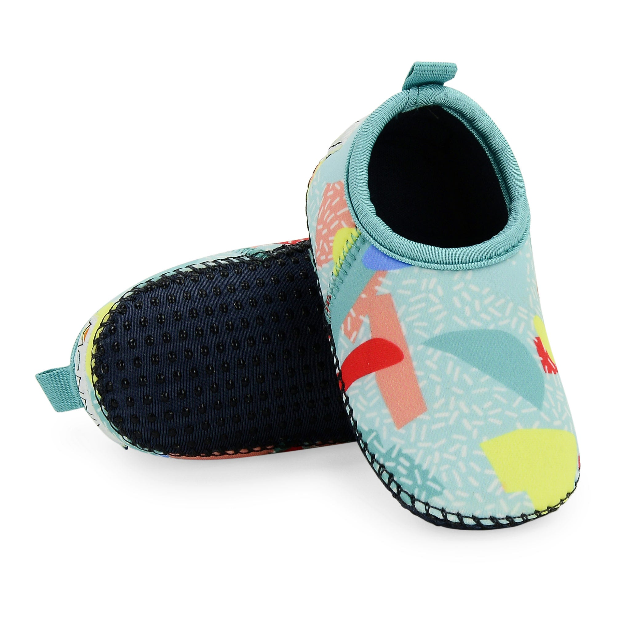 Sprinkles Toddler Soft Sole Beach Shoe - Chachi's Bay - kids rashies - kids swimwear - kids swim shoes - round towels - beach towels