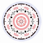 Avalon Round Towel - Chachi's Bay - kids rashies - kids swimwear - kids swim shoes - round towels - beach towels