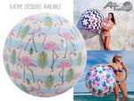 Jumbo Beach Balls. Assorted Designs - Chachi's Bay