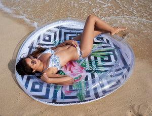 Water Hammocks. Assorted Designs. - Chachi's Bay - kids rashies - kids swimwear - kids swim shoes - round towels - beach towels