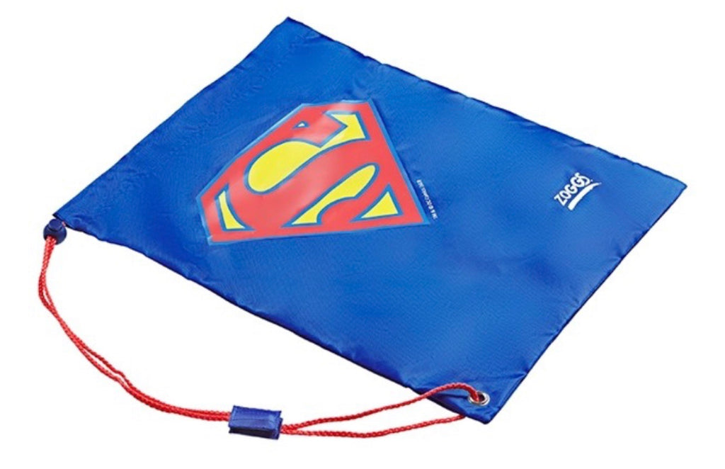 Superman Rucksack 50% OFF - Chachi's Bay - kids rashies - kids swimwear - kids swim shoes - round towels - beach towels