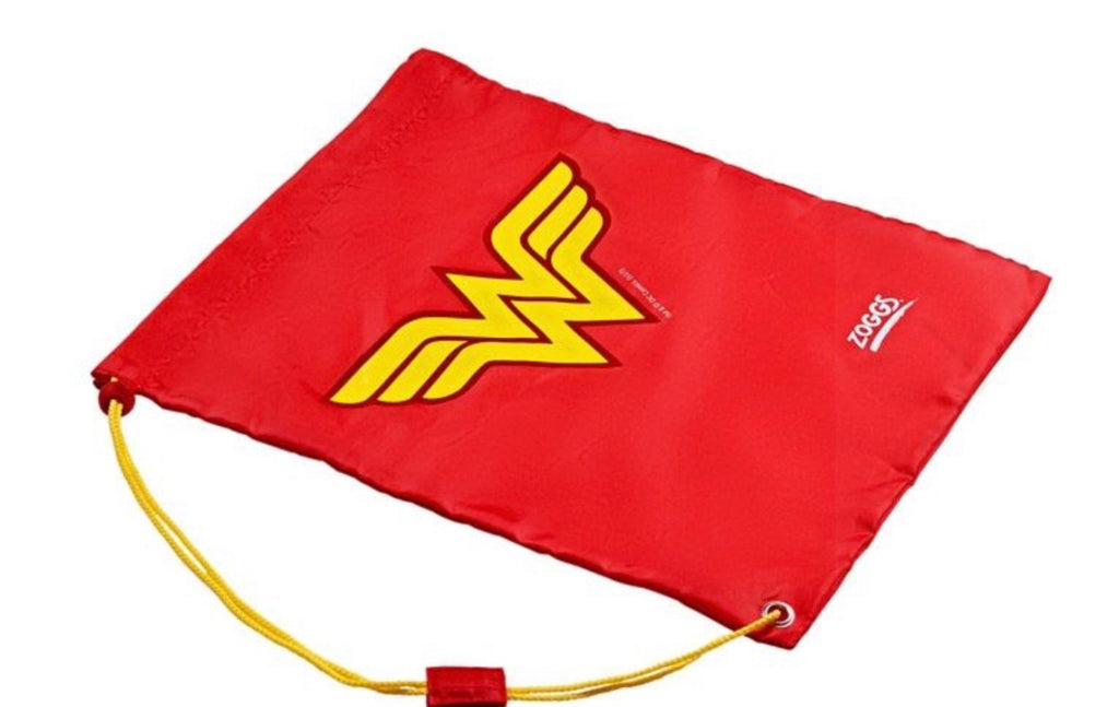 Wonder Woman Rucksack 50% OFF - Chachi's Bay - kids rashies - kids swimwear - kids swim shoes - round towels - beach towels